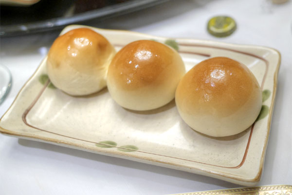 House No. 1 Baked BBQ Pork Bun