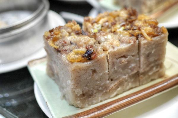 Special Taro Cake