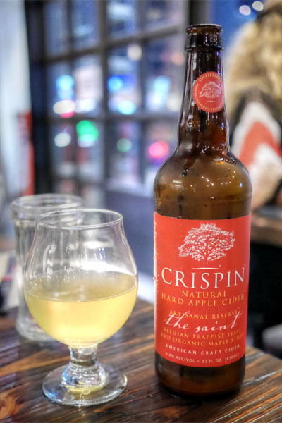Crispin the Saint, Tenth and Black Beer Co, Minneapolis, MN