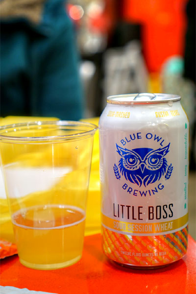 2015 Blue Owl Little Boss