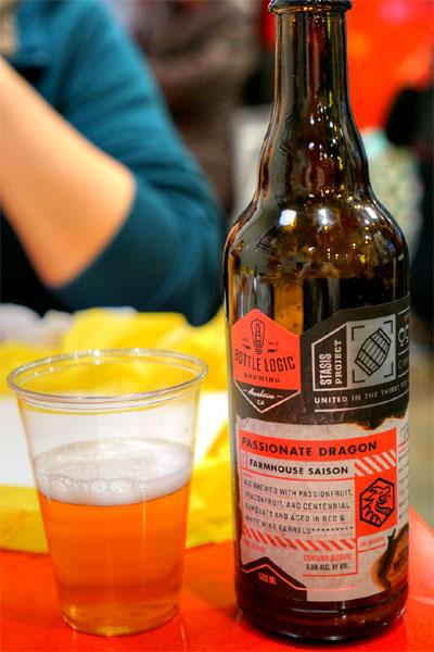 2015 Bottle Logic Passionate Dragon