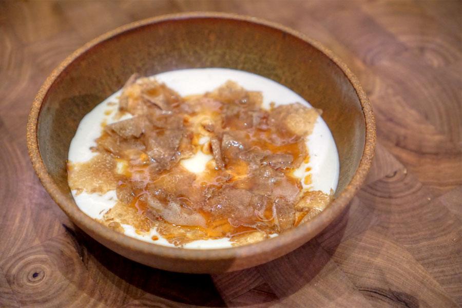 White Truffle Polenta