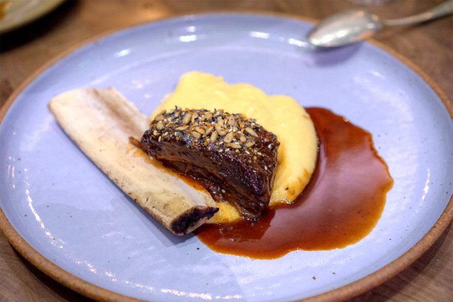 Beef Short Rib·Potato·Everything Topping