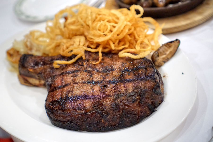 The Lawry's Ribeye Steak - 24 oz. bone-in
