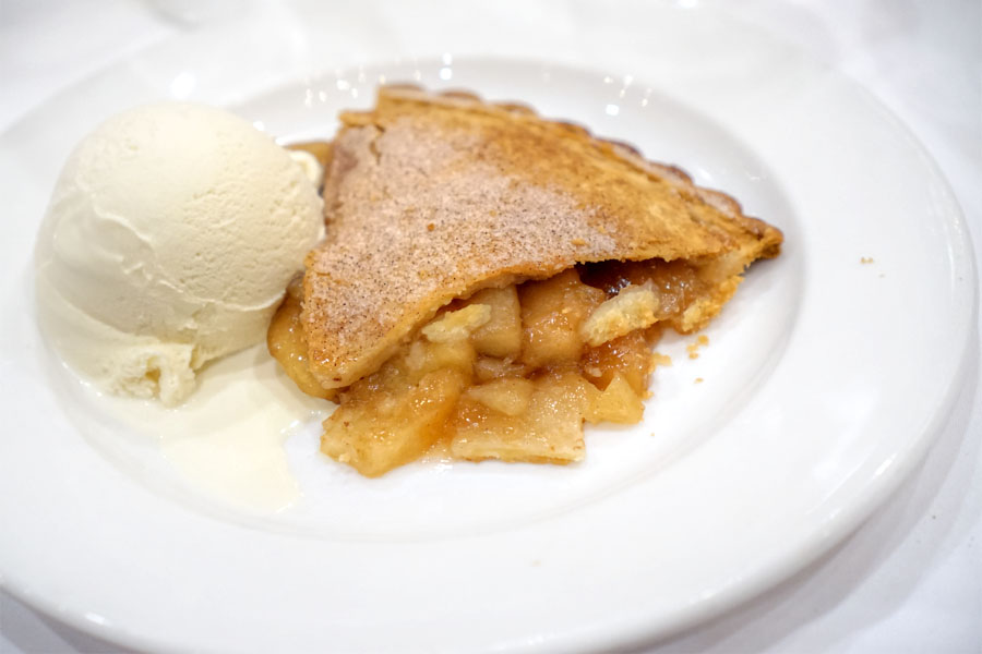 Apple Pie à la Mode
