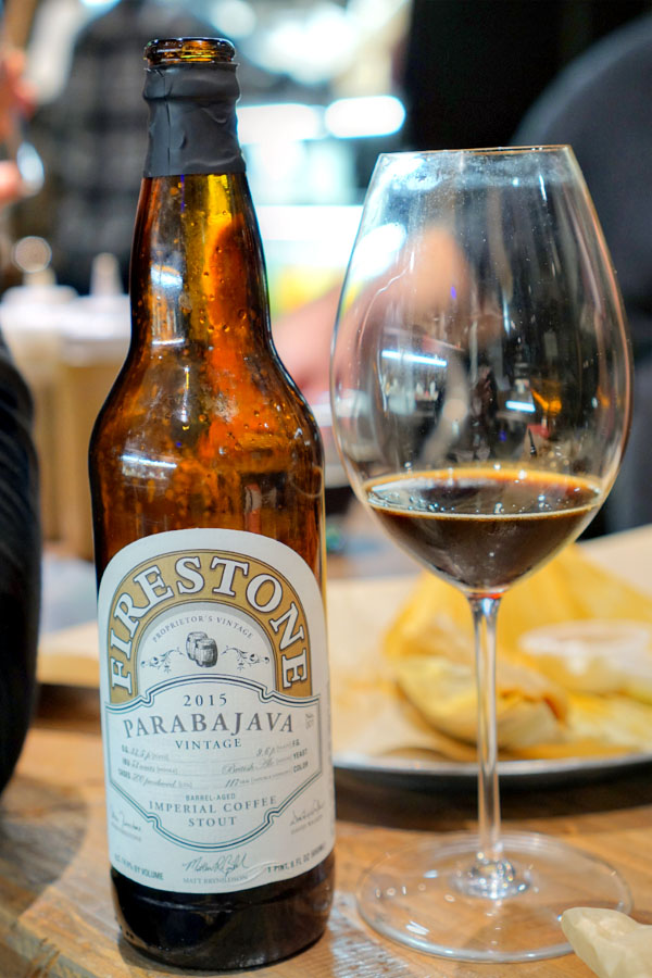 2015 Firestone Walker Parabajava