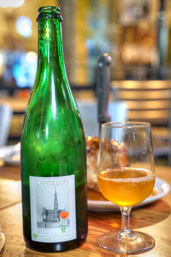 2012 Cantillon Grand Cru Bruocsella