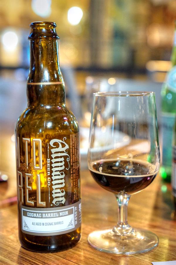 2015 Almanac Cognac Barrel Noir