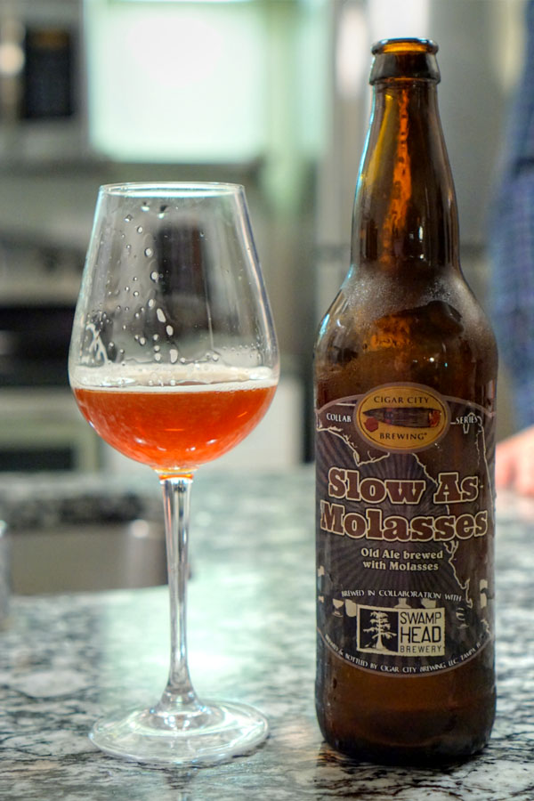 2015 Cigar City Slow As Molasses