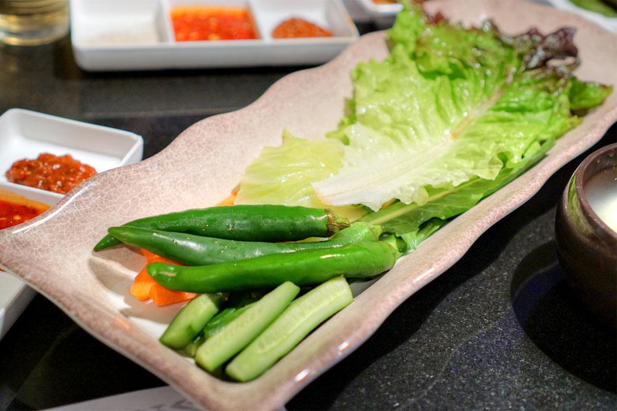 Vegetable Combo