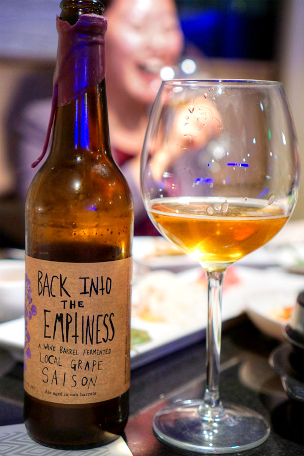 2015 Tired Hands Back Into the Emptiness