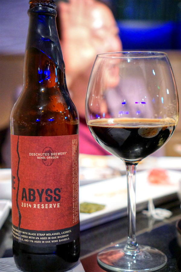 2014 Deschutes The Abyss