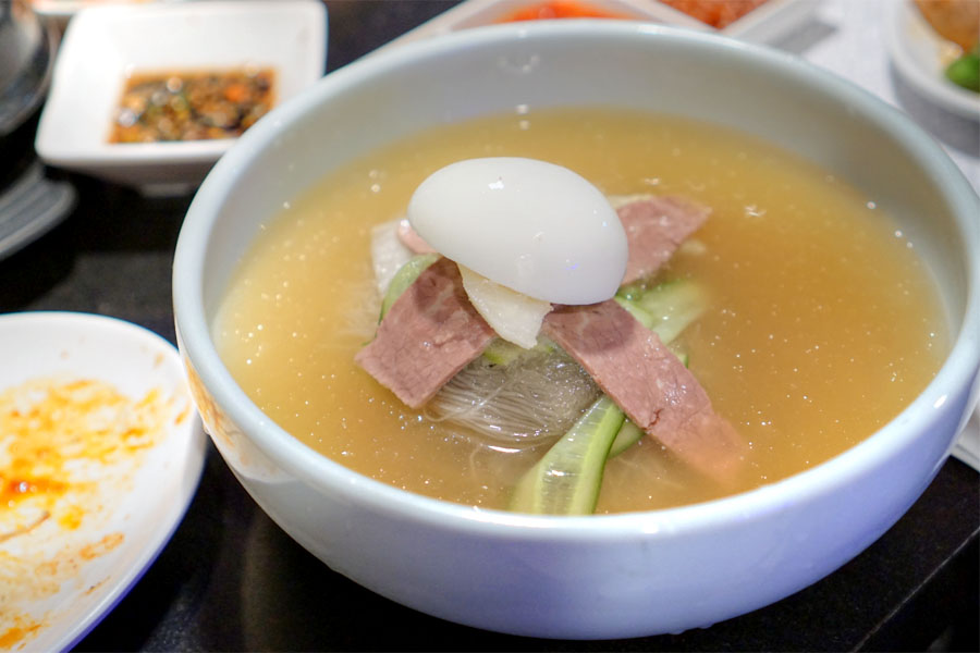 Nengmyeon (Cold Noodle)