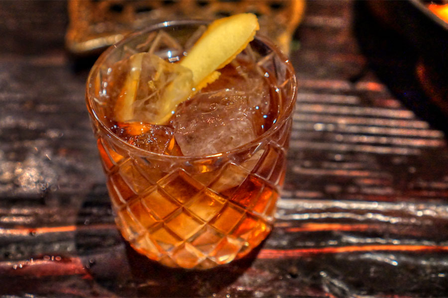 Hyland Old Fashioned
