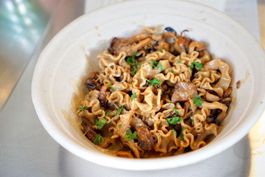 Porcini Lasagnette