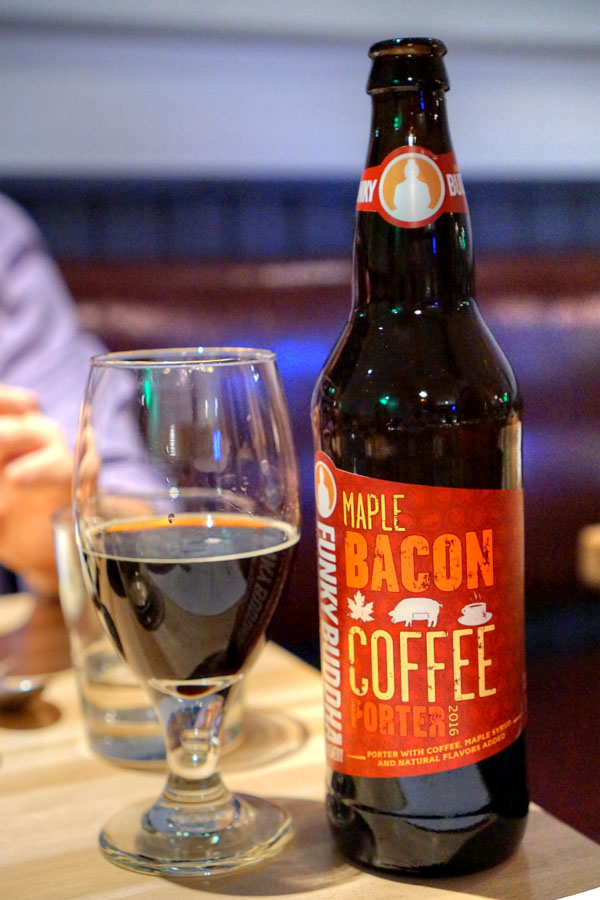 2016 Funky Buddha Maple Bacon Coffee Porter