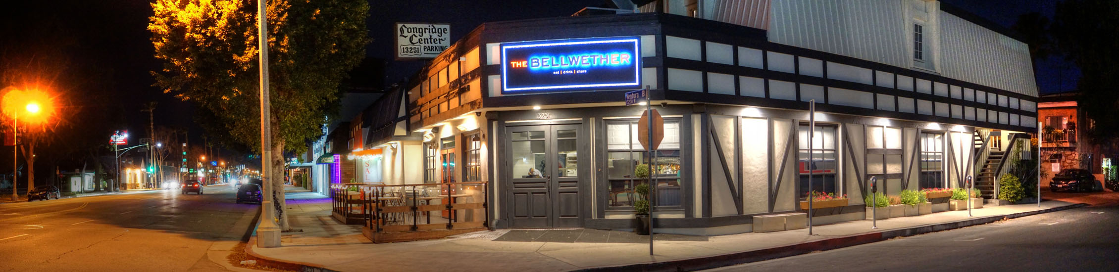 The Bellwether Exterior