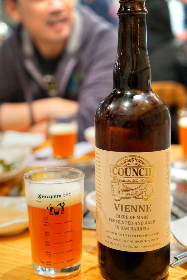2015 Council Vienne