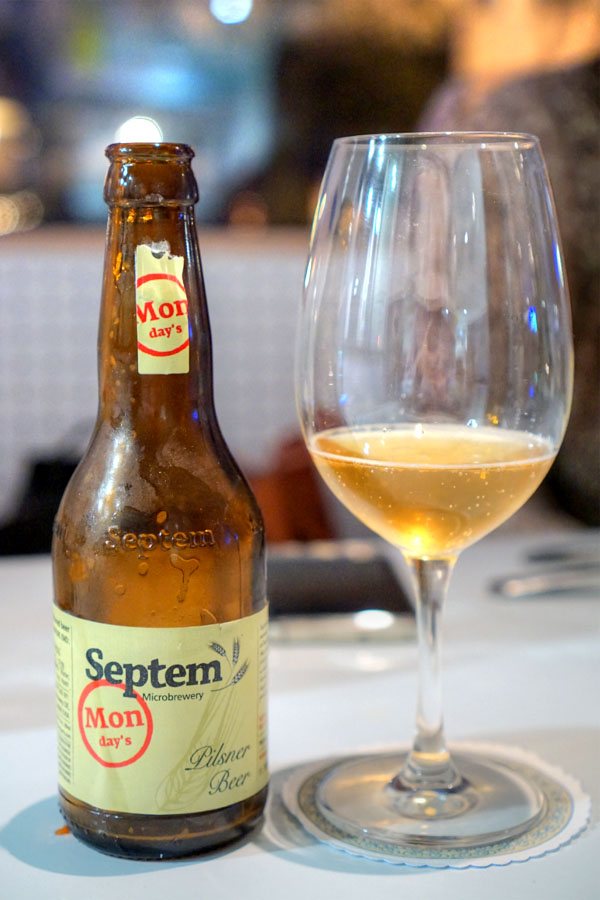 Septem, Monday's, Pilsner, Greece