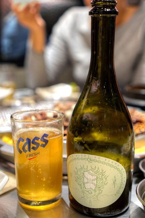 2015 Jester King Bière De Blanc Du Bois
