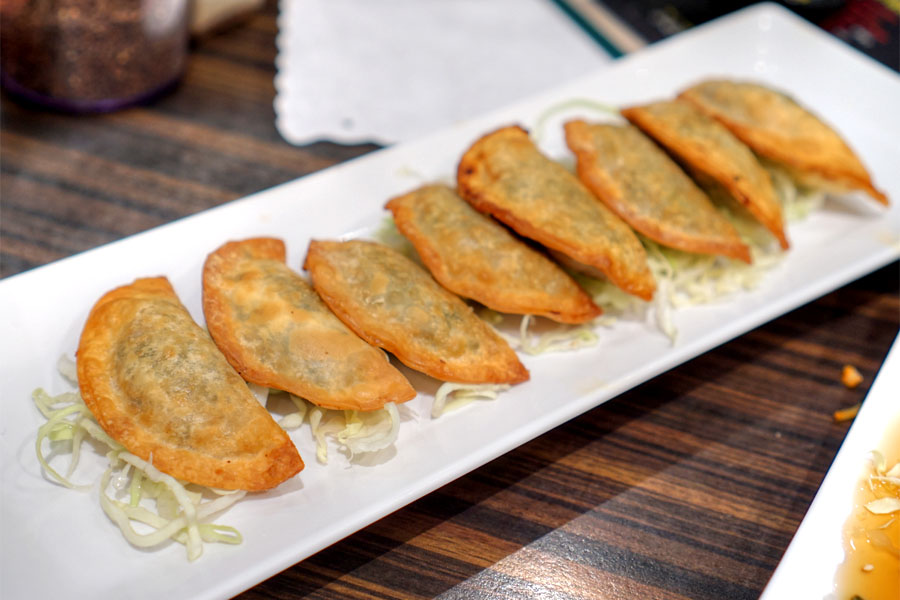 Korean Fried Dumpling
