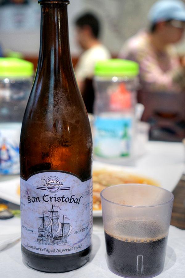 2015 JDub's San Cristobal