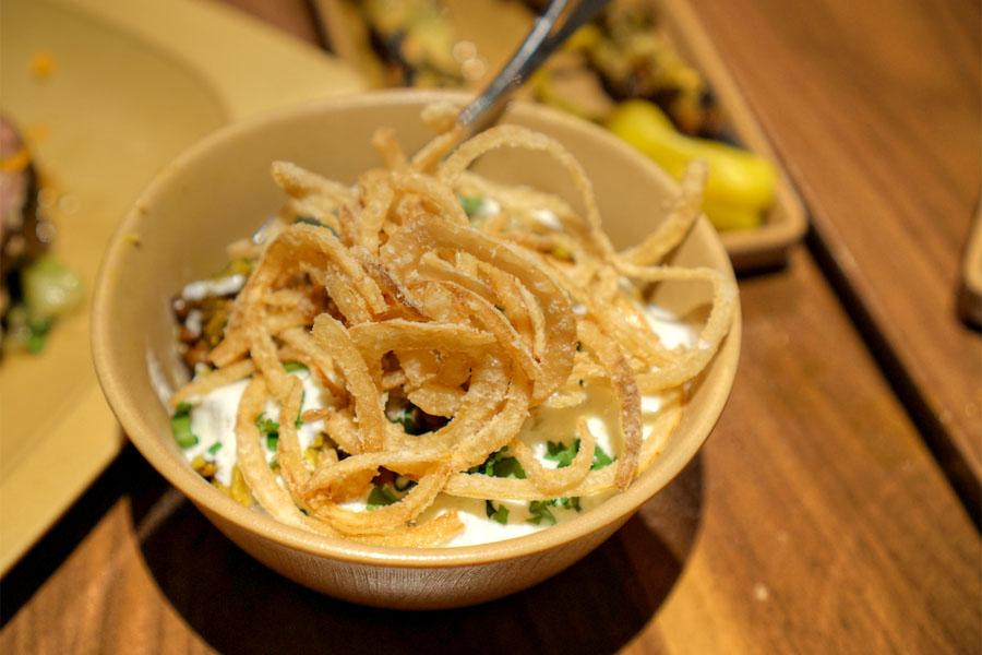 Mejadra (Basmati Rice & Lentils)