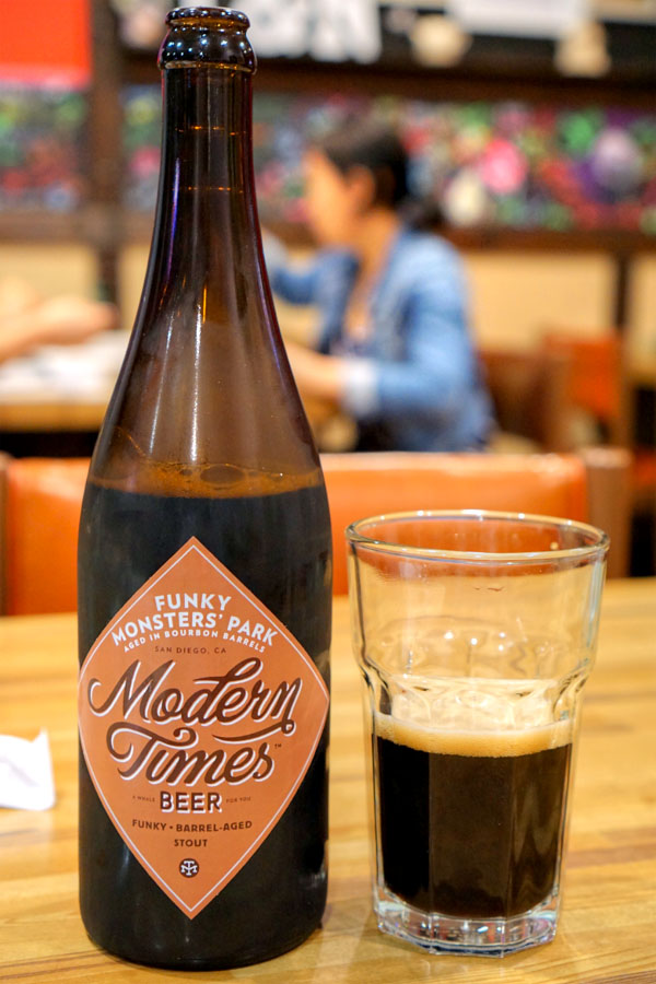 2016 Modern Times Funky Monsters' Park
