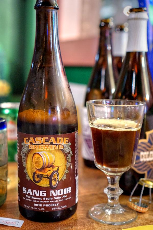 2012 Cascade Sang Noir