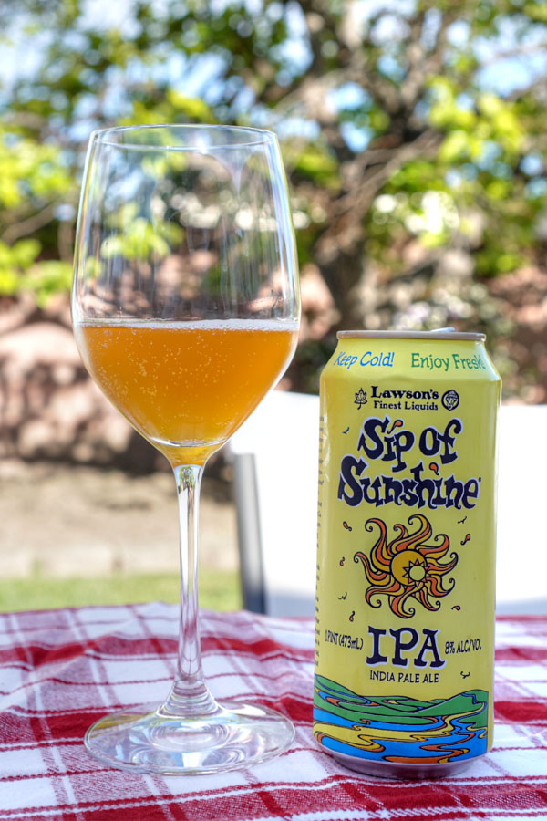 2016 Lawson's Finest Liquids Sip of Sunshine