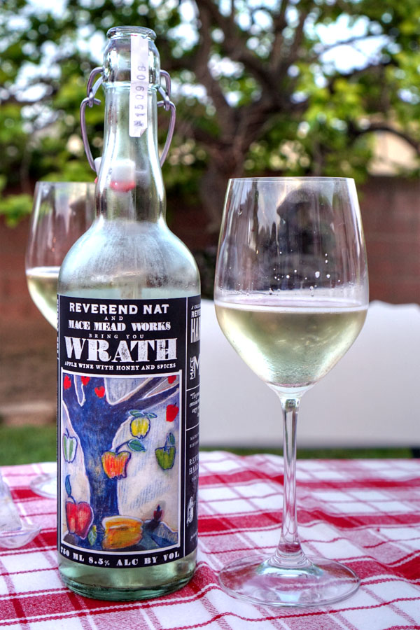 2015 Reverend Nat's Wrath