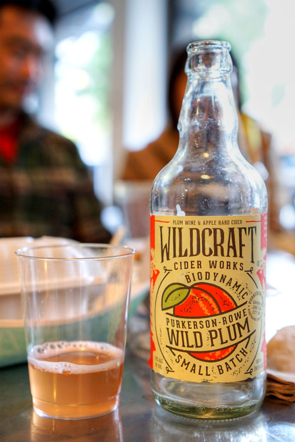 2016 WildCraft Purkerson-Rowe Wild Plum