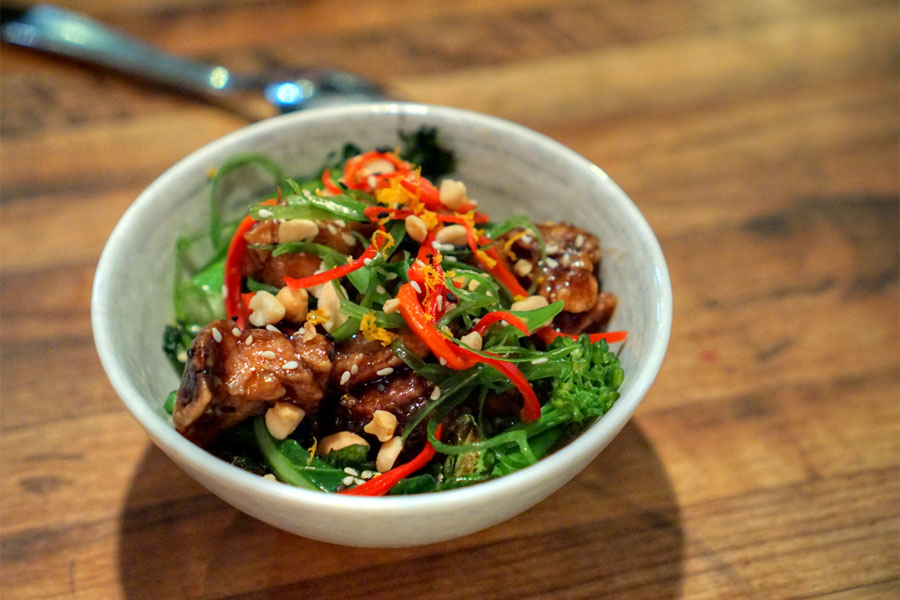 GENERAL TSO'S SWEETBREADS