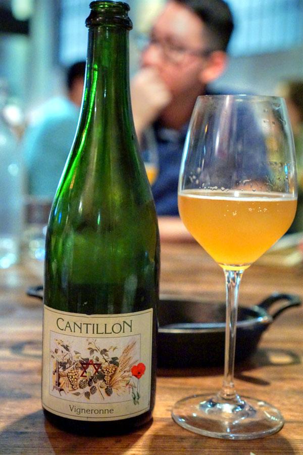 2013 Cantillon Vigneronne