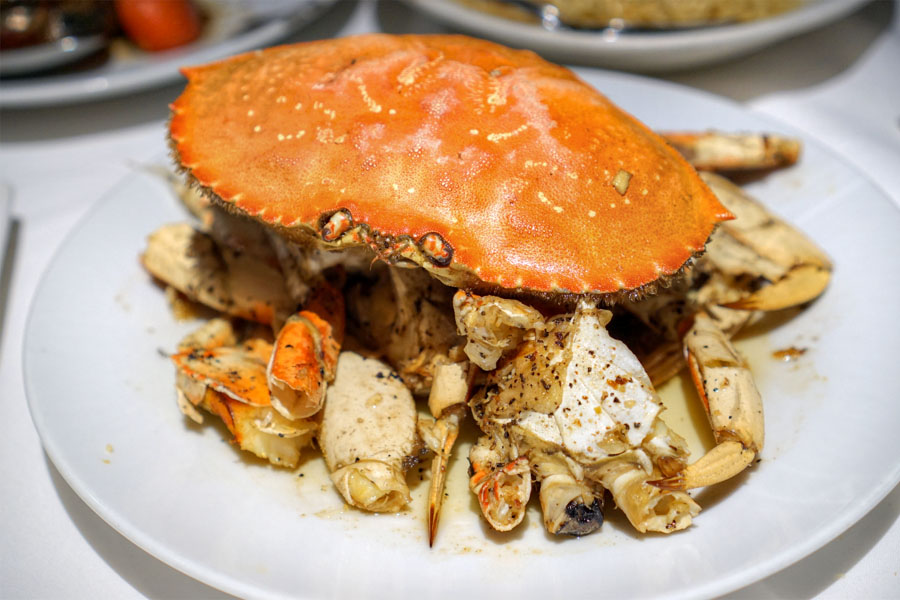An's Famous Roasted Crab