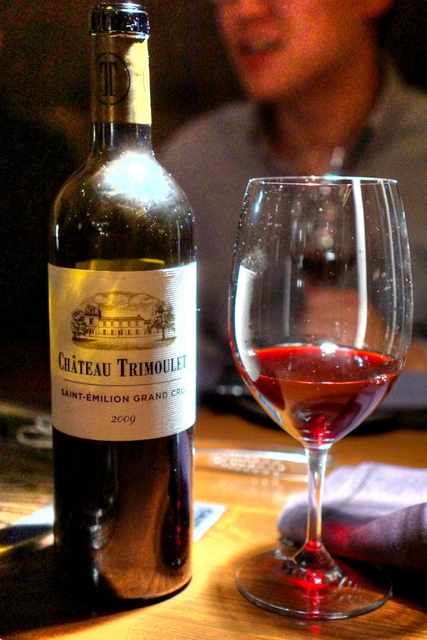 2009 Château Trimoulet