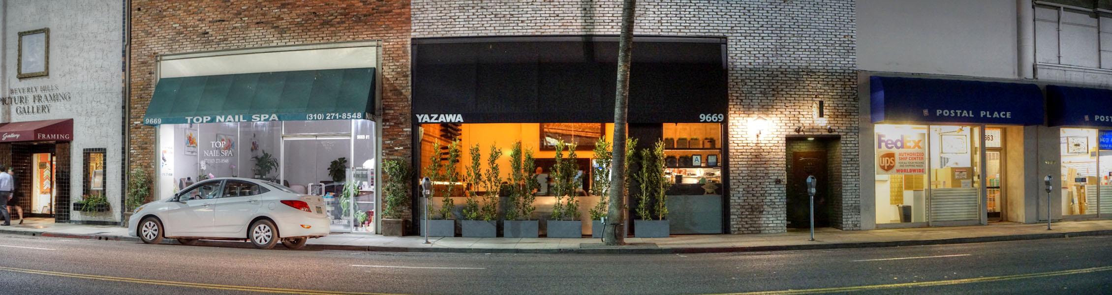 Yazawa Exterior