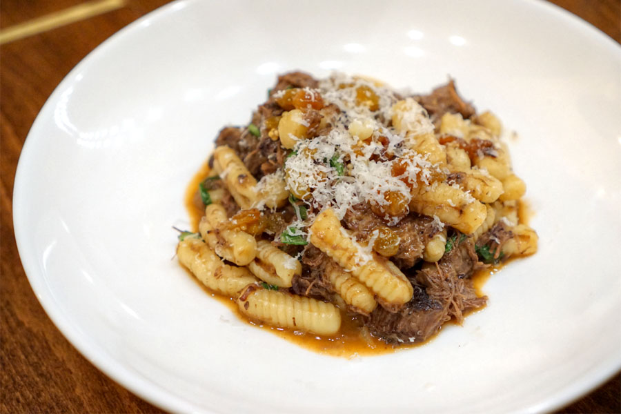 Beef Cheek Cavatelli