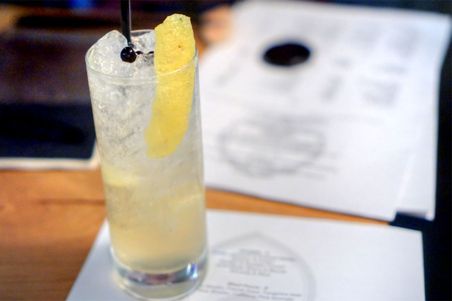 Shibumi Gin n' Tonic - Gentian, Twist