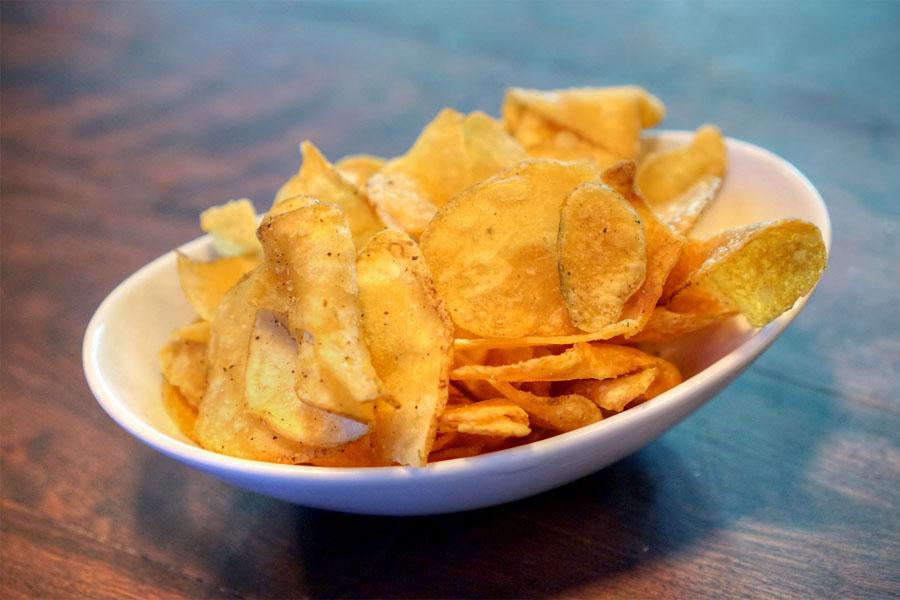 Cacio e Pepe Chips