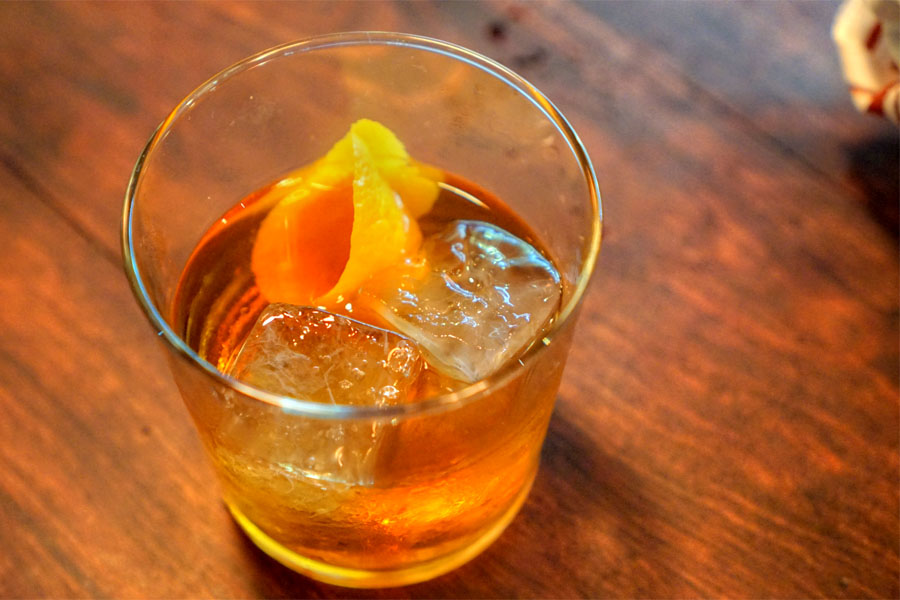 Medley Bros House Old Fashioned