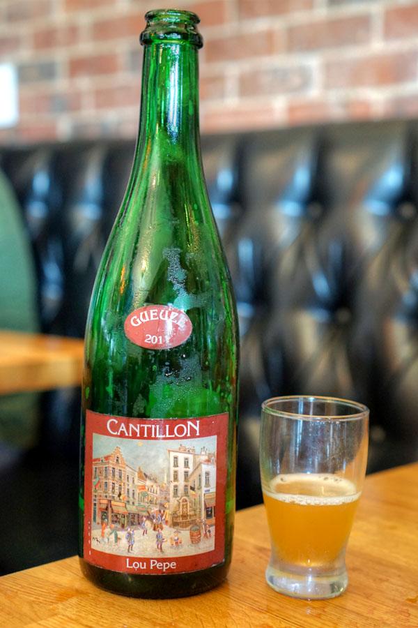 2011 Cantillon Lou Pepe Gueuze
