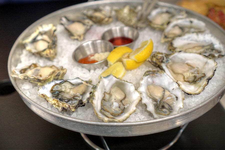 Oysters (Dozen)