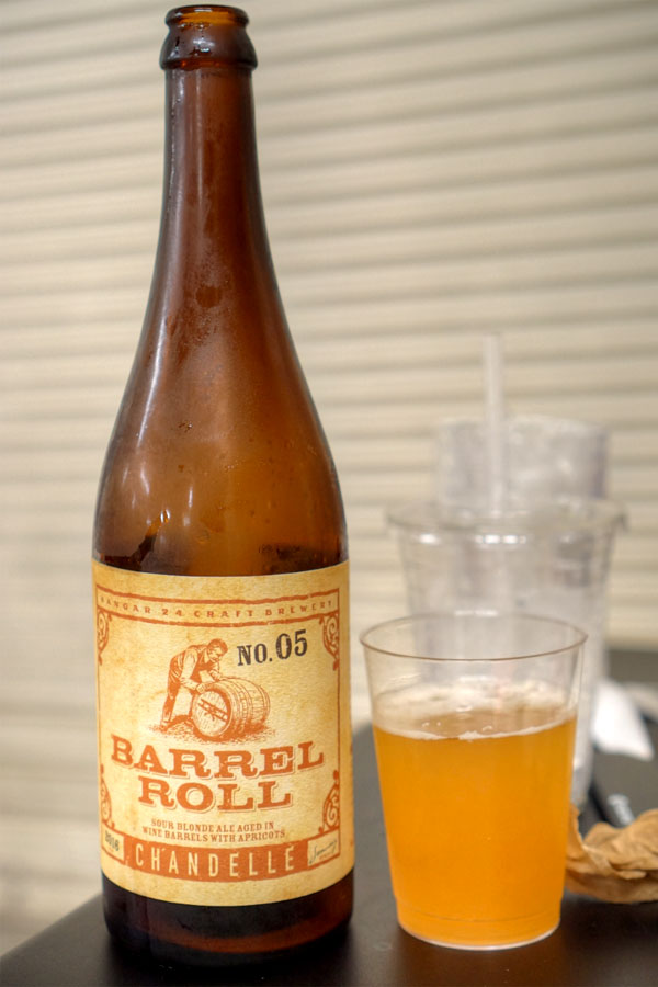 2016 Hangar 24 Barrel Roll No. 5 Chandelle