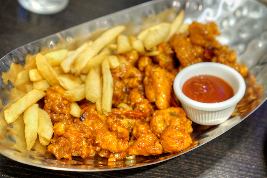 Chinese Chicken (Boneless Half Order)