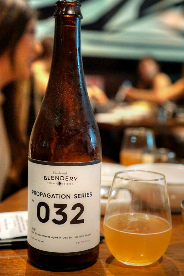 2015 Beachwood Blendery Propagation Series: No. 032
