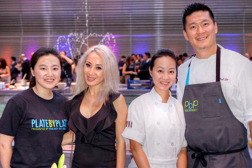 Zoe Chan, Tracy Truong, Linny Lee, Paul Lee