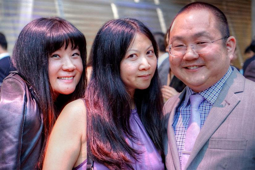 Jenny Yang, San Tong, Aaron Takahashi