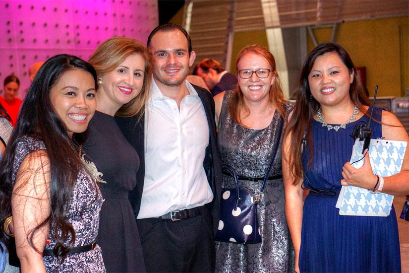 Cherisse Cleofe, Selin Darkalstanian, Nicholas Friedman, Michelle Lorme, Tuyet Nguyen