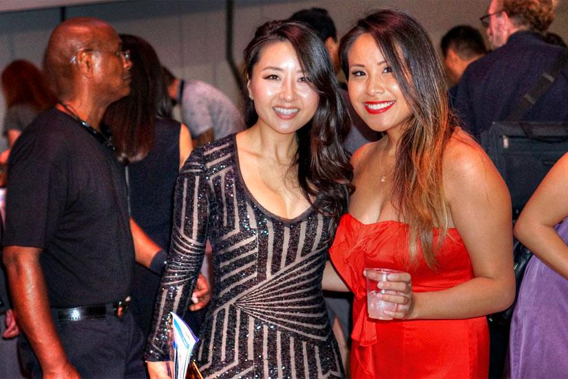Yulree Chun, Catherine Tran